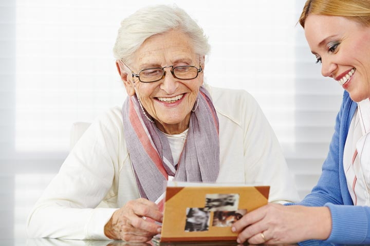 Memory Care Individual Attention