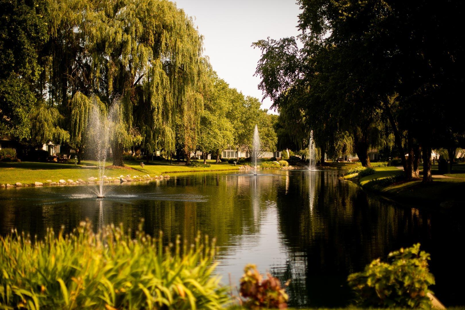 The Villas Overlooking Water
