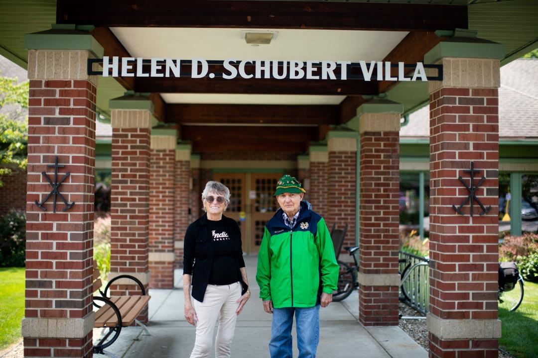 Helen D. Schubert Villa