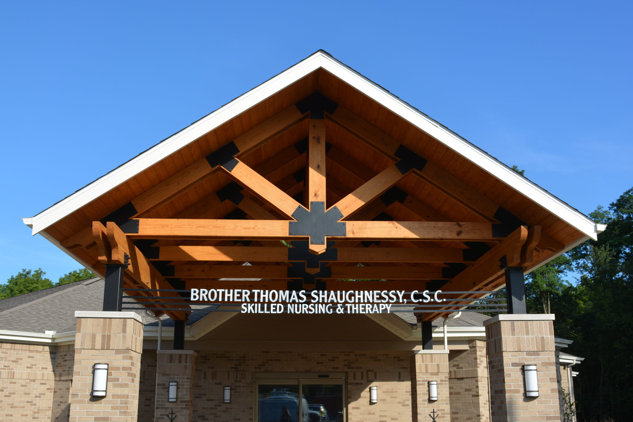 Brother Thomas Shaughnessy, CSC Skilled Nursing and Therapy